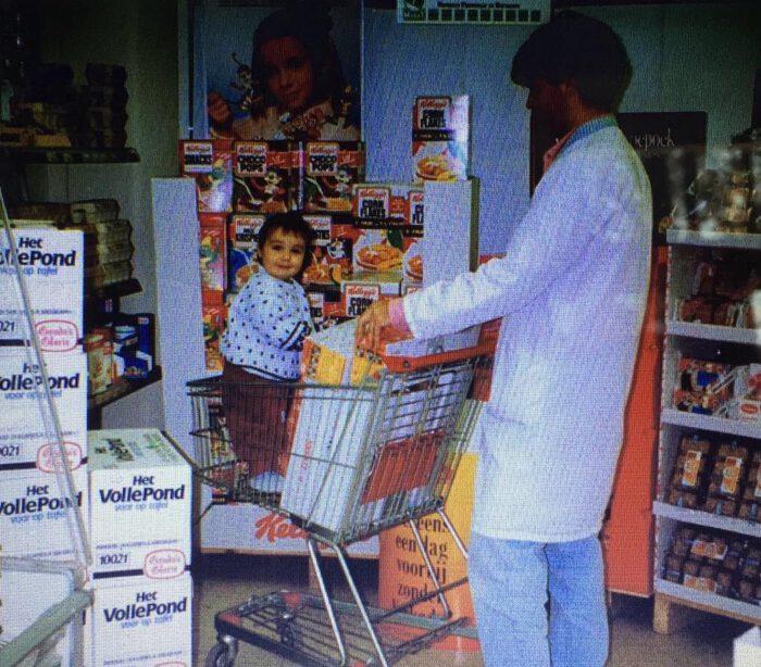 Yannick Verbiest Koewacht Supermarkt