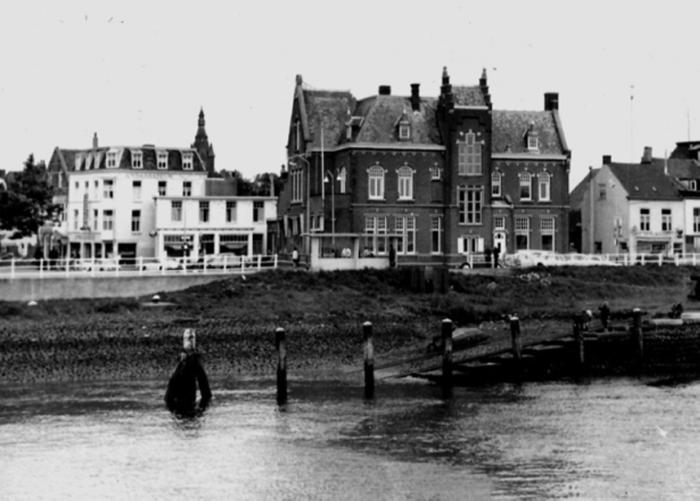 Geschiedenis Postkantoor Terneuzen