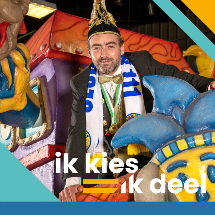 Kiezen is delen, carnaval in Betekoppenstad 2021