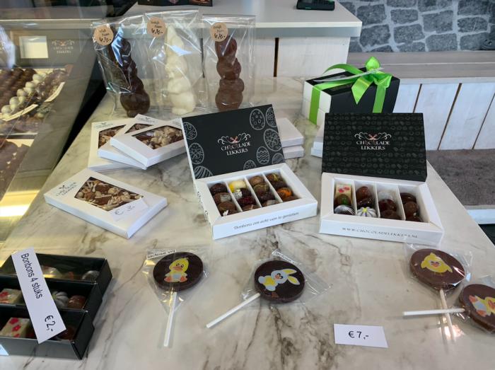 Chocolade Lekkers New in Town