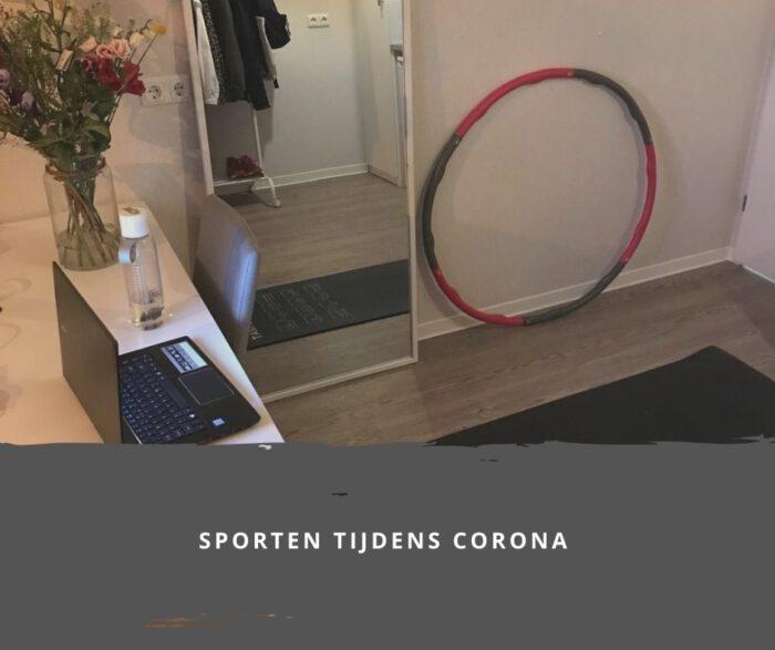 Dingen waar je gelukkig van word sporten chroomfit in coronatijd