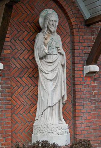 Het Heilig Hartbeeld