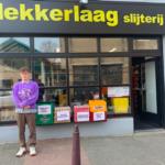 New in Town Lekkerlaag