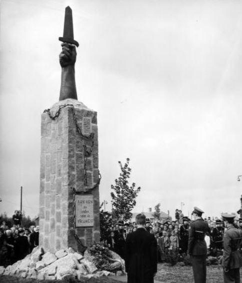 Westsluis monumen Parel Terneuzen